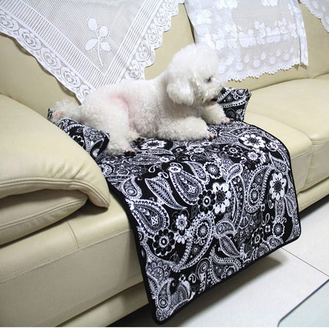 Pet Furniture Bed Sofa House Matcouch Protector Dog Cat Mat Blanket Cover Car