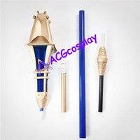 Shin sangokumusou Dynasty Warriors Guo jia stick wand prop cosplay prop pvc made ACGcosplay