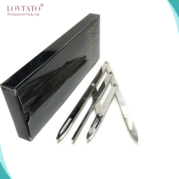 Stainless steel Golden Ratio Divider Flexible Stylish Eyebrow Shaping microblading Tools Eyebrow CALIPERS PMU tattoo accessories