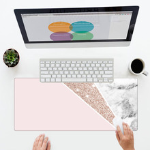 XGZ Marble Floor Pattern Mouse Pad Desks Decoration Speed Version Player Game Large Size Mat Can Be Wholesale As A Gift