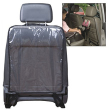 Car Auto Seat Back Protector Cover 대 한 어린이 킥 Mat Mud Clean 보호 대 한 어린이 Protect Auto 석 대 한 다루고 babyLYS(China)