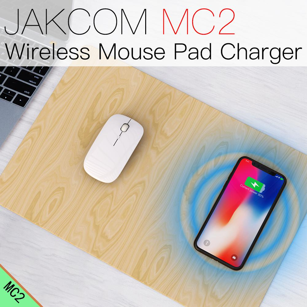 JAKCOM MC2 Wireless Mouse Pad Charger Hot sale in Chargers as chargeur 18650 dex