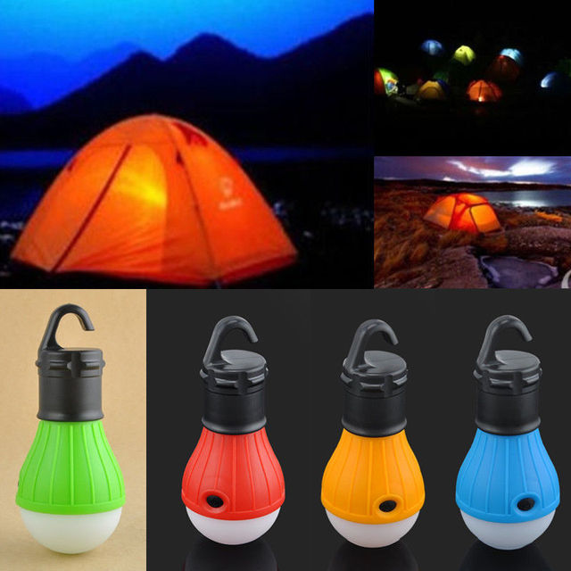 Outdoor Bicycle Lights C&ing Hanging 3 LED Bulb L& Lanterns Eco-Friendly Tent Light By  sc 1 st  AliExpress.com & Outdoor Bicycle Lights Camping Hanging 3 LED Bulb Lamp Lanterns ...