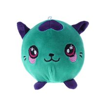 10cm Decompression Plush Cartoon Animal Slow Rebound Stress Reliever Squeeze Toy