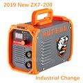 ZX7-200 сварки меди 220 V инвертор ручной сварочный аппарат DC ручной дуговой сварочный аппарат факел сварочной головки машины