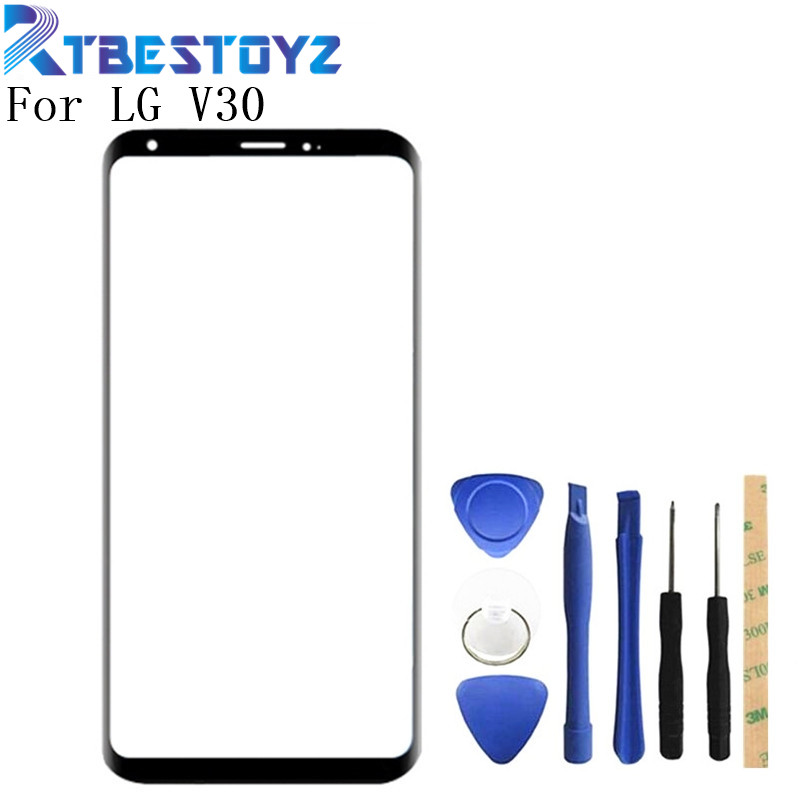 RTBESTOYZ Lens Outer-Glass Replacement-Repair Lg V30 Touch-Panel Front-Screen For H930/H931/H932/..