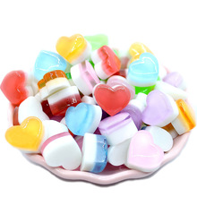 Decoration Slime-Supplies-Accessories Slime-Filler Phone-Case Miniature Cake-Candy Resin