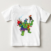 Short Sleeve T-shirt Kids Clothes Cotton Clothing Children New Fashion Baby Boys Girls T-Shirt For Summer Children T-Shirt cool love kids baby boys clothes cool summer superman short sleeve t shirt cotton tops clothes lxl