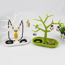 2019 Useful Tree Branch Watch Jewelry Displays Packaging For Ring Earrings Bracelet Necklaces Organizer Makeup Stand Holder
