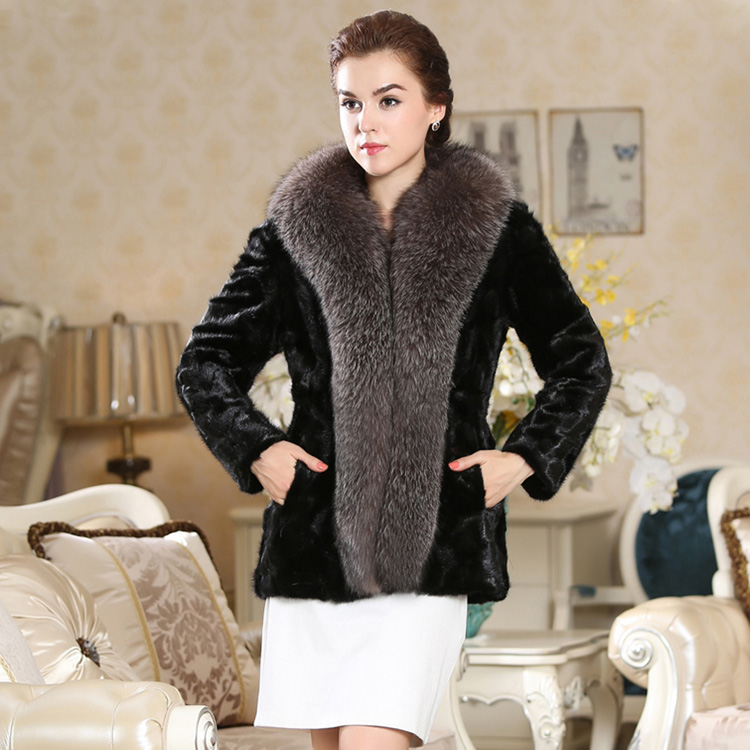 de1efd31ac08c Find a great selection of women s fur coats   faux fur at Nordstrom ...  Slim Fit Down Parka with Genuine Coyote Fur ... Fur Trim Hooded Long Down    Feather ...