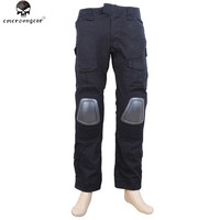 Emerson Tactical Gen2 Integrated Battle Pants With Pads Men S Military Combat Outdoor Sports Hunting Trousers