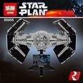 Vader Lepin 05055 Serie Star El Rogue Uno USC EMPATE Avanzado Juego de Combate 10175 Bloques de Construcción Ladrillos de Juguetes Educativos regalo
