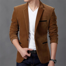Suit fashion brand suit jacket British style mens casual slim male pioneer large size S-XXXL