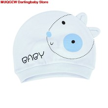 Infant Children Kid Boys Girls Baby Accessories Hats Cartoon Baby Hat Newborn Photography Props Fotografia Hat Cap For 3 Months(China)