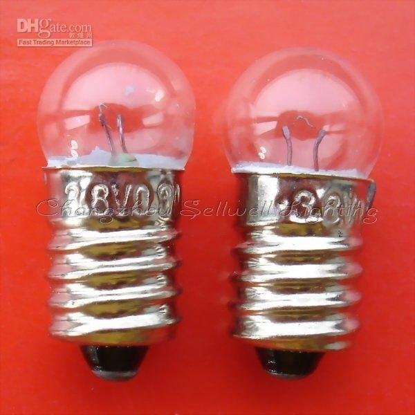 3.8v 0.3a e10 2019 Miniaturní žárovky A537 sellwell lighting