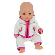 2 цвета, спортивная одежда, 43см Baby Born Zapf, дети лучший подарок на день рождения