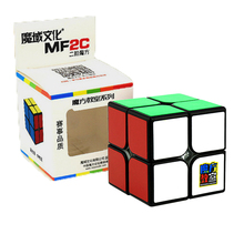 MOYU Mofangjiaoshi MF2C 2x2x2 Magic Cubes Professional Competition Speed Cube Educational Toys Championship 2x2 Magico Cubo
