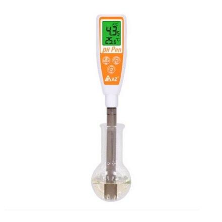 ФОТО Hand Held Digital Waterproof Pen Type Ph Meters 0.1 Accuracy Temperature Dual Display