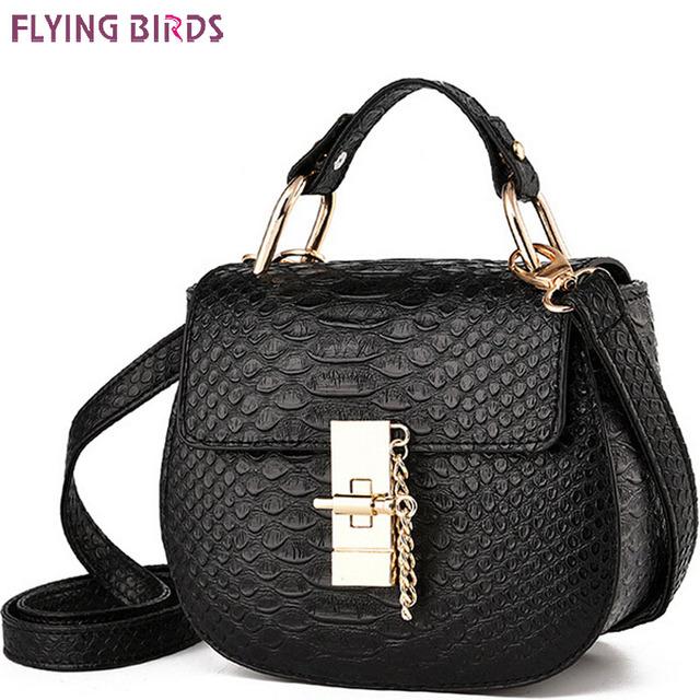 PÁSSAROS QUE VOAM! 2016 mulheres sacos de bolsas de couro das mulheres marcas famosas LS8414fb bolsos designer de alta qualidade sacos do mensageiro das mulheres