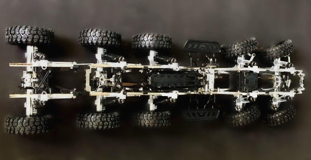 1/10 skala RC Rock Cralwer Off Road Truck 8x8 8WD 6x6 6WD 10x10 10WD ...