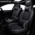 KOKOLOLEE cubierta de asiento de coche para geely MK atlas emgrand ec7 honda accord 2003-2007 accesorios de auto coche-estilo protector de asiento de coche