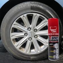 Шиномонтажный спрей, очиститель для шин, прозрачное покрытие, покрытие для гладкого покрытия, сохраняет черные шины с резиновым протектором, предотвращая выцветание