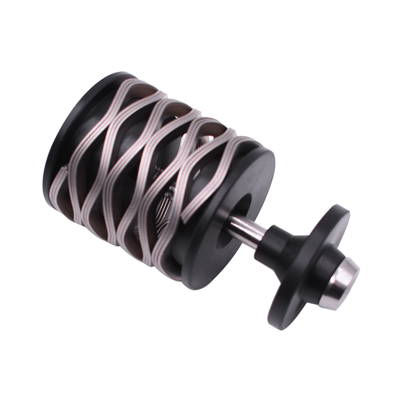 TWTOPSE Wave Spring Bicycle Rear Shock For Brompton Folding Bike Suspension 304 Stainless Steel Spring Titanium Bolts Bike Part