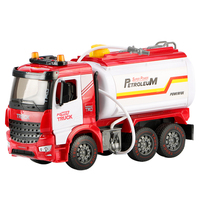 Big Size Water Spraying, Sound, Dump Truck Car Toy Kids Beach Toy Model Inertia Trucks Model Classic Kid Learning Toy Gifts