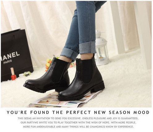 2014 New Arrivals Women s Motorcycle Boots 1c75c08664