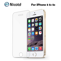 1pcs Top Quality 0 2mm 2 5D Premium Scratch Resistant Tempered Glass Film Screen Protector For
