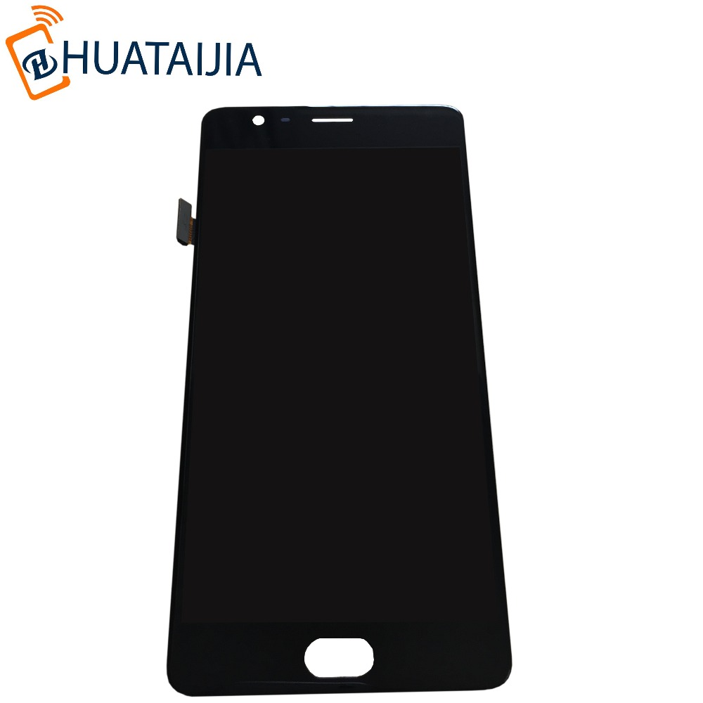 все цены на  Free Shipping For One Plus Three 1+3 OnePlus 3/3t A3000 A3010 LCD Display And Touch Screen Digitizer Assembly+Tools  онлайн
