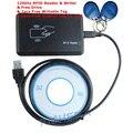 Читатель и Писатель Копир EM4305 близость RFID USB 125 КГЦ EM4100 Карты Дубликатор & 1 шт. Бесплатно Перезаписываемые Тег