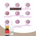 Nodding Mole Essence liquid mole remover cream wart Mole paste Cured mole without scar removal Unisex warts verrucae