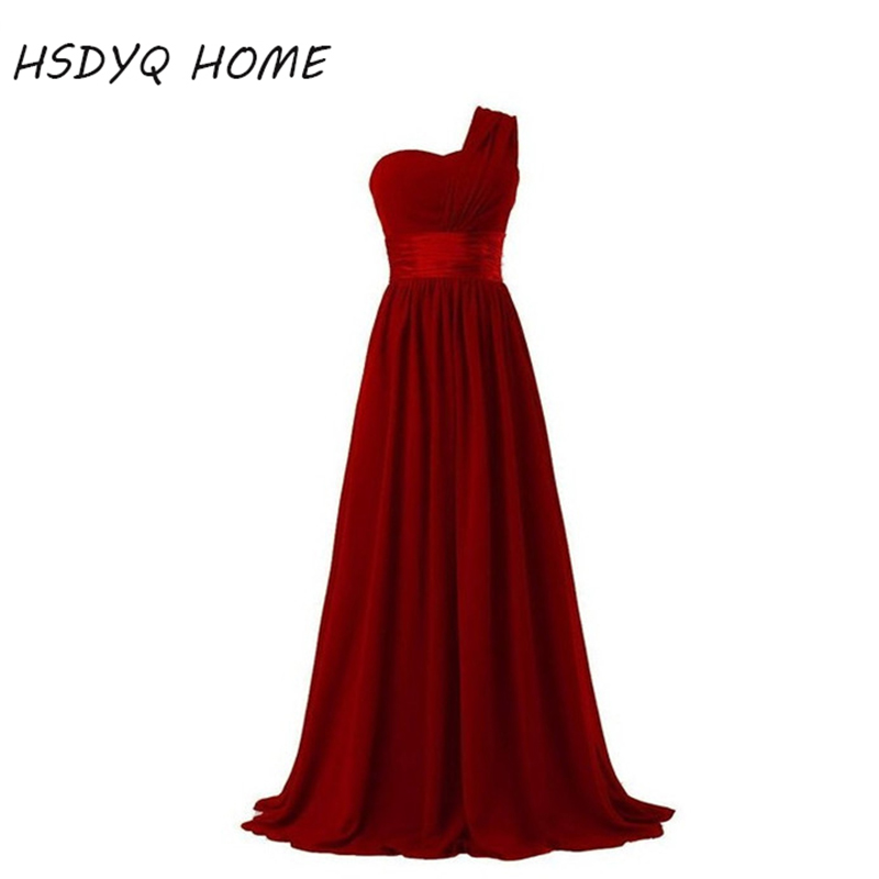 Burgundy Red Long Elegant   Prom     Dresses   Sexy Slimming Stylish Shining Floor Length   Prom     Dresses   2017