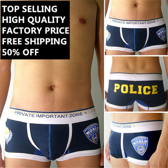 Online Get Cheap Police Underwear -Aliexpress.com | Alibaba Group