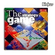 Blokus-Juego de Mesa-4 Jugadores-Inglés Versión Caliente-Estrategia de Juego 32.5*31.5*5 cm juego de mesa de Bar de Noche y Fiesta