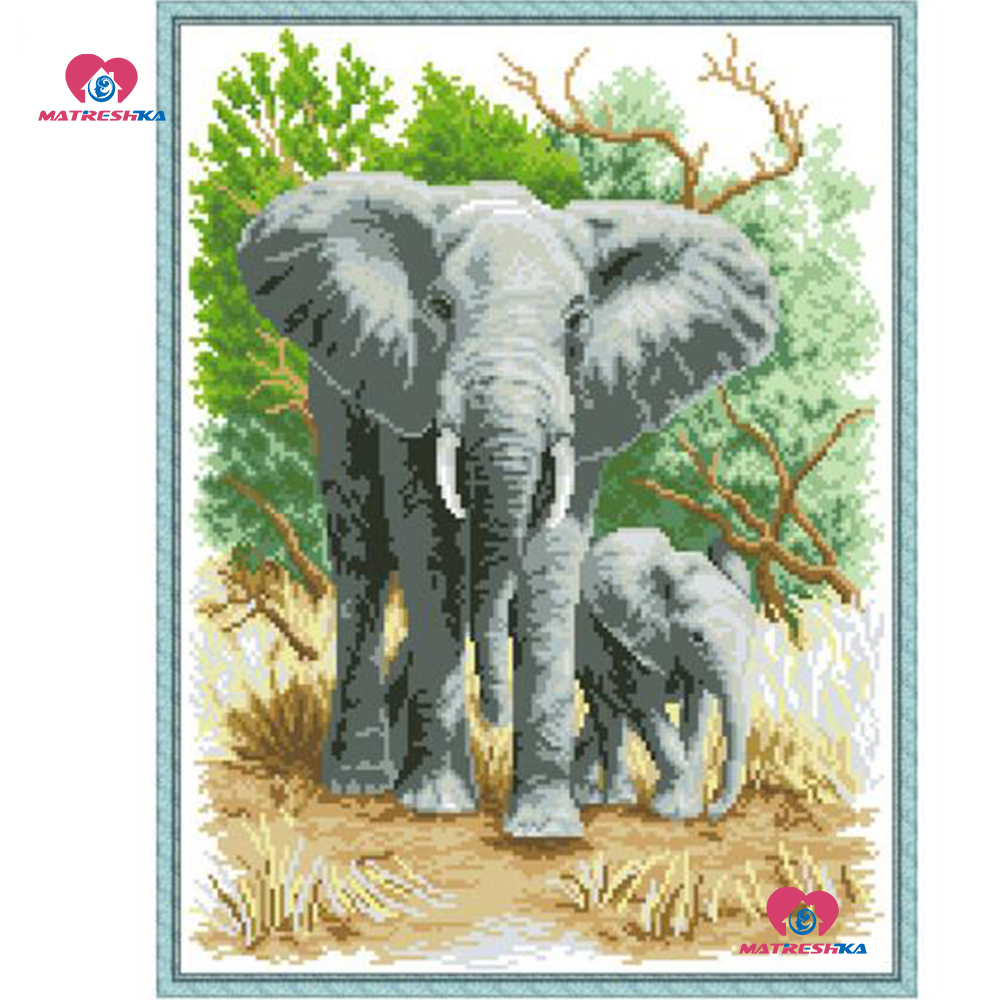 diy beads embroidery Elephant beadwork home decor crafts needlework kits accessories Gifts pearl embroidery Partial embroidery