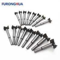 16pcs/Set Core Drill Bits Professional Forstner Woodworking Hole Saw Wood Cutter For Rotary Tools 15 35mm