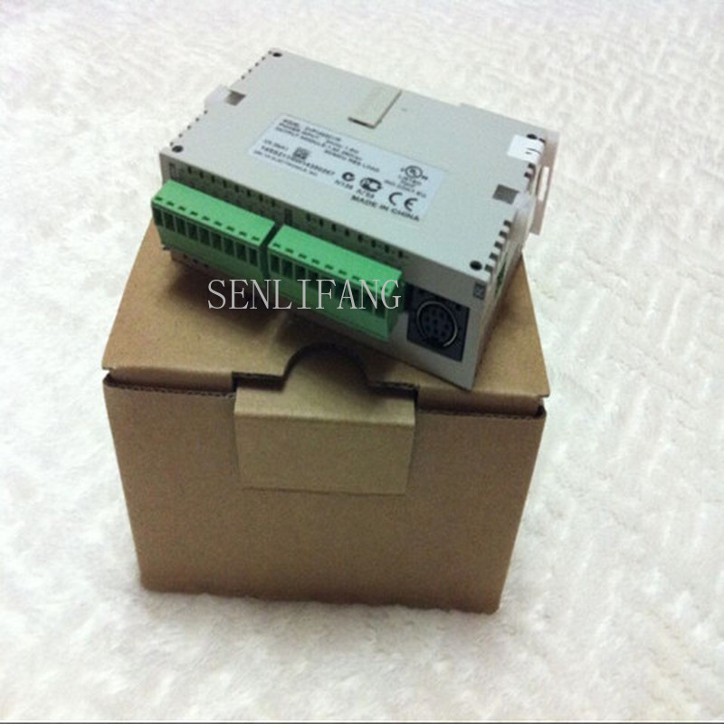 Free Shipping DVP08SN11R Original Brand New  Series PLC Digital Module DO 8 Relay 1 Year Warranty