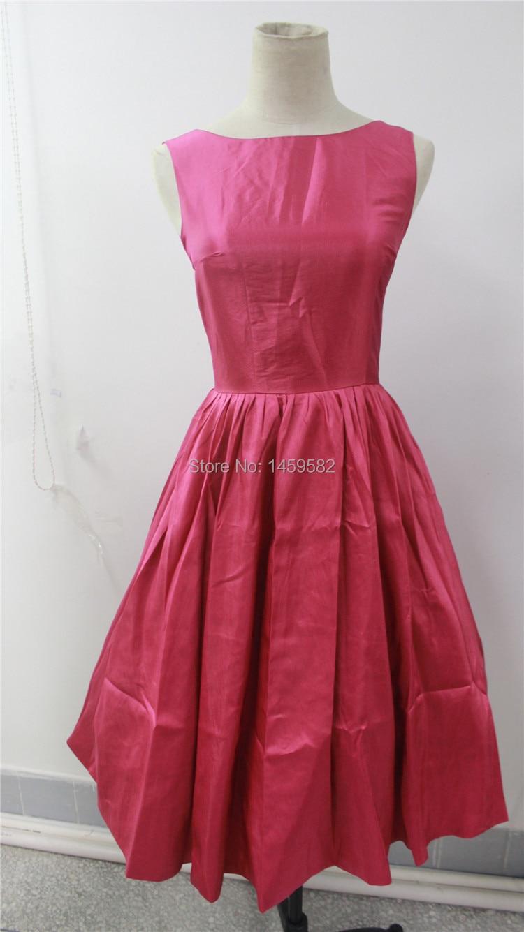 Hermosa Vestidos De Novia De La Vendimia 1950 Inspiración ...