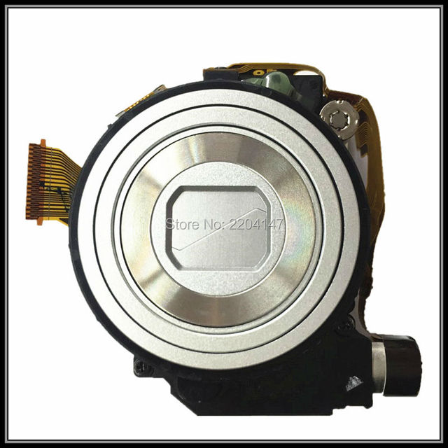 free shipping 100% NEW Original    zoom for Samsung ES90 lens no ccd use camera repair parts(Silver)