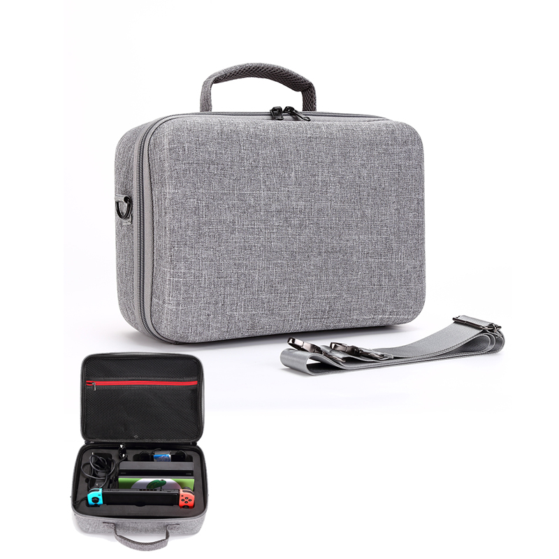 Portable Case for Nintend Switch Console Carrying Gaming Storage Pouch for Nitendo Switch NS Console Accessories Shoulder Bags