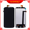 5.5'' LCD Display Touch Screen Digitizer Assembly For GFIVE F7 Big 7 G9 G9T 100% Tested Mobile Phone LCDs Free Tools