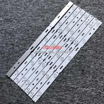5set=40pieces 5LED 428mm LED Backlight strip for TV 40VLE6520BL SAMSUNG_2013ARC40_3228N1 40-LB-M520 40VLE4421BF - DISCOUNT ITEM  0% OFF All Category