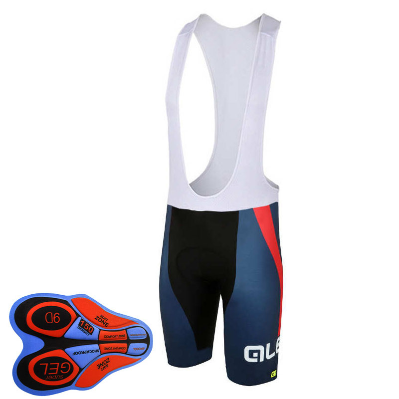Bike bib equipment Ropa Ciclismo 2017 ale breathable MTB bicycle wear men Summer Quick Dry 9D bicycle PAD shorts