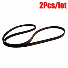 2Pcs Record player Turntable Belt Fit for PIONEER PL12D PL-12D PL112D PL-112D PL115D KEB-004, KEB-006 KH-8833 KH-8855 N28-612