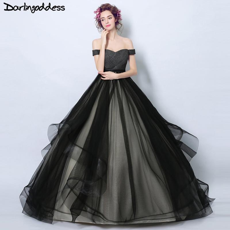 Darlingoddess Simple Evening Dresses Long 2017 Elegant