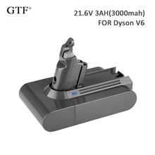 3000mah 21.6V Rechargeable Tool Battery for Dyson v6 Replacement Li-ion V6 DC58 DC59 DC61 DC62 SV09 SV07 SV03