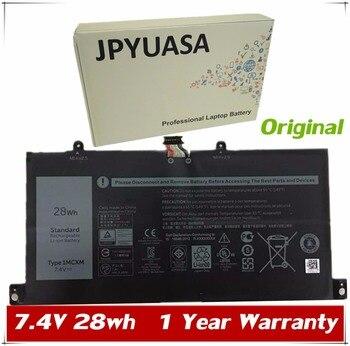 7XINbox 7.4V 28wh 3520mAh Original 1MCXM G3JJT Laptop Battery For DELL 1MCXM G3JJT Series Built-in Tablet