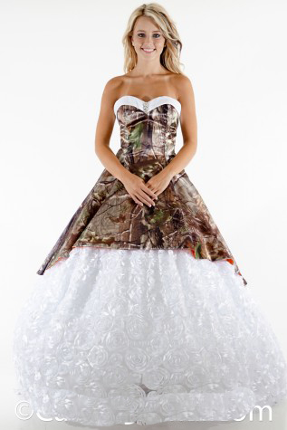 Realtree Camo Wedding Dresses – Fashion dresses